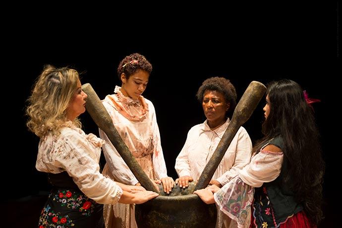 As Mulheres do Aluá Foto Leonardo Valério - Novo Hamburgo recebe 1° Aldeia Sesc em setembro