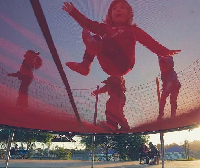 Brincando nas Ferias RECREACAO Foto Claiton Dornelles - Gasômetro recebe ações recreativas alusivas ao Dia D de Vacinação
