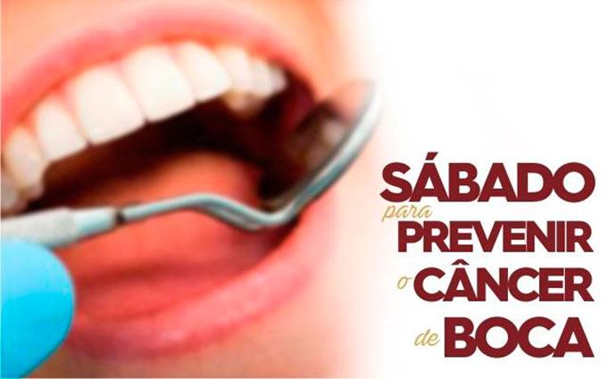 Cancer de Boca - Novo Hamburgo: ação para prevenir o câncer de boca neste sábado