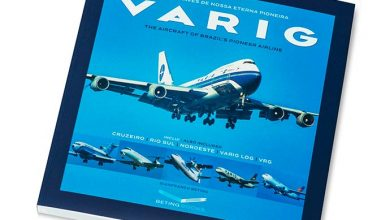 Photo of Gianfranco Beting relança livro sobre a Varig no Boulevard Laçador