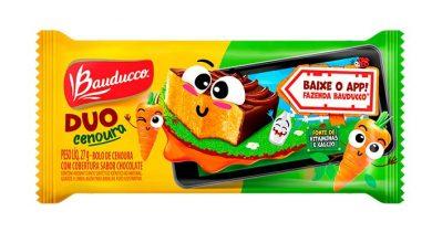 Photo of Bauducco lança bolinho DUO Cenoura