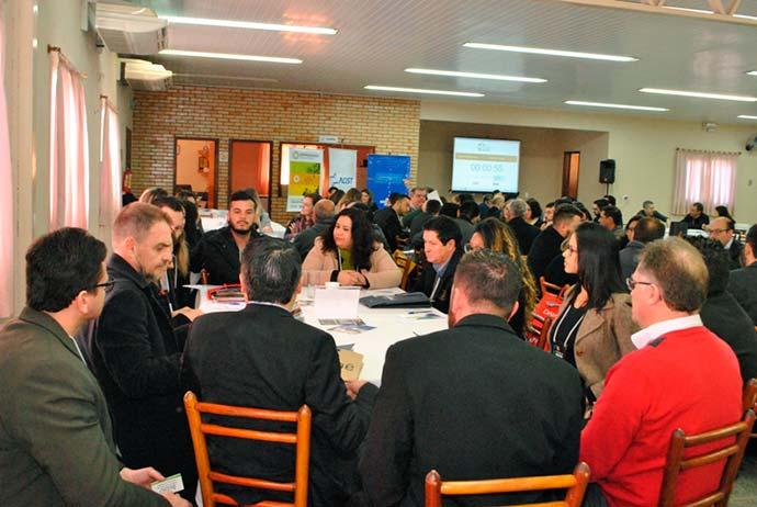 Encontro de Negócios da ACIST SL 2 - ACIST-SL: encontro para negócios foi marcado pela pluralidade