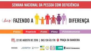 Evento Desfazendo a Diferença ganha a Praça da Bandeira no dia 22 390x220 - Evento (Des)fazendo a Diferença ganha a Praça da Bandeira no dia 22