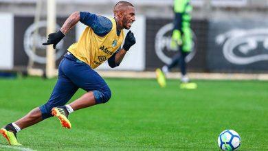 Grêmio treinou para jogo em Curitiba 390x220 - Grêmio preparado para enfrentar o Atlético PR em Curitiba