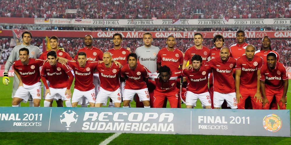 Inter time campeão da recopa 2011 - Inter: Bicampeonato da Recopa completa sete anos