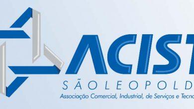 LOGO ACIST SL 390x220 - Boletim socioeconômico da ACIST-SL destacará a segurança pública