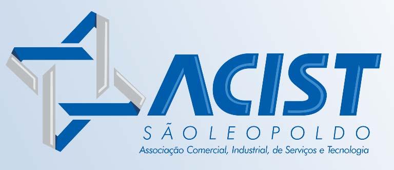 LOGO ACIST SL - Boletim socioeconômico da ACIST-SL destacará a segurança pública