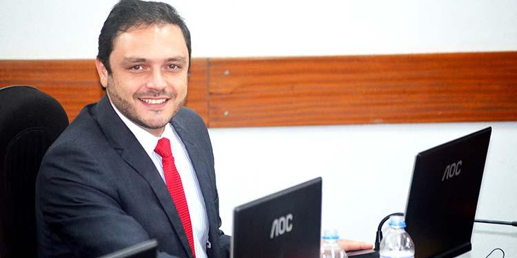 Marcelo Buz em Sessão Plenária 17 07 18 - Marcelo Buz concorre nas eleições de outubro a deputado estadual