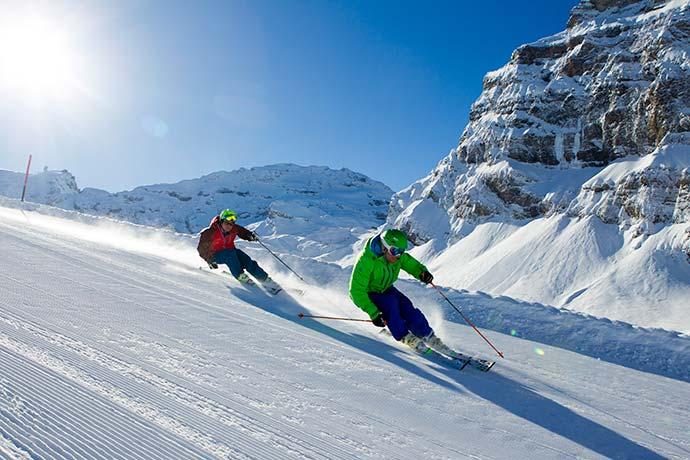 Monte Titlis - Monte TITLIS é opção nos Alpes suíços