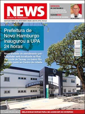 REVISTA NEWS - EDIÇÃO N.157 - PDF