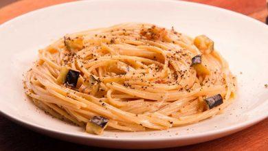 Spaghetti Integrale 390x220 - Spaghetti Integrale alla carbonara de berinjelas
