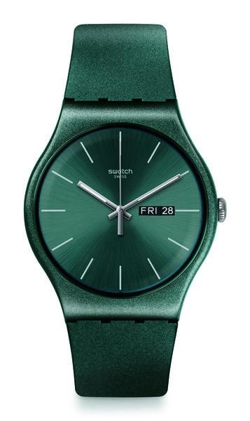 Swatch 4 - Swatch apresenta sua nova linha com pegada futurista