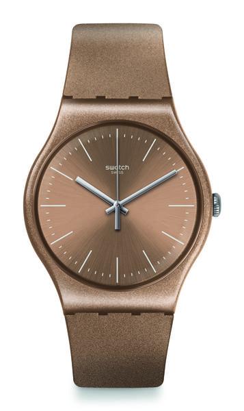 Swatch 5 - Swatch apresenta sua nova linha com pegada futurista