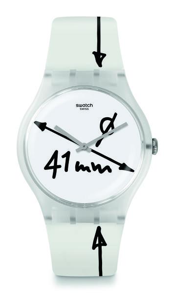 Swatch 7 - Swatch apresenta sua nova linha com pegada futurista