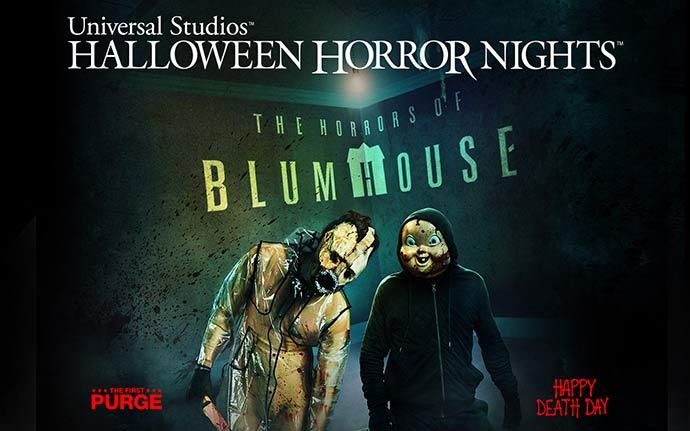 """The Horrors of Blumhouse - """"The Horrors of Blumhouse"""" retornam ao Universal Studios em setembro"""
