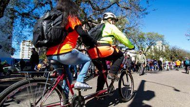 acergs 390x220 - Passeio inclusivo atraiu uma centena de ciclistas em Porto Alegre