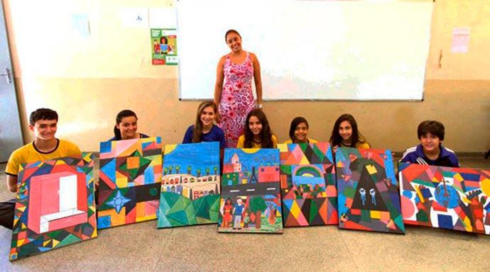 arte escola - Movimento Arte na Escola quer a inclusão de artes visuais, dança, música e teatro