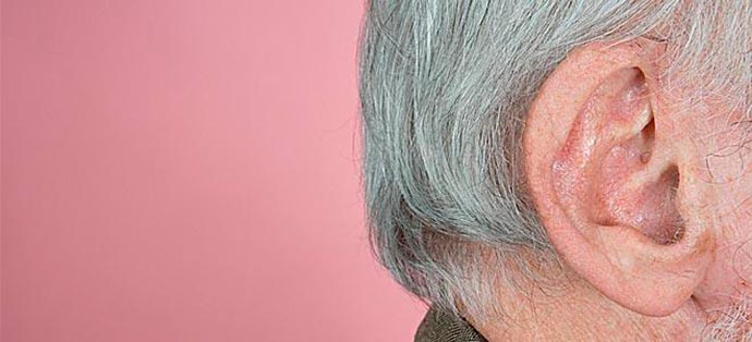 audiçao - Perda da audição com a idade é normal