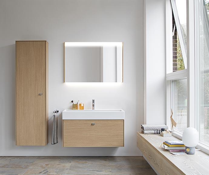 banheiro4 - Duravit dá dicas para banheiros pequenos