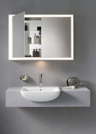 banheiro6 336x468 - Duravit dá dicas para banheiros pequenos