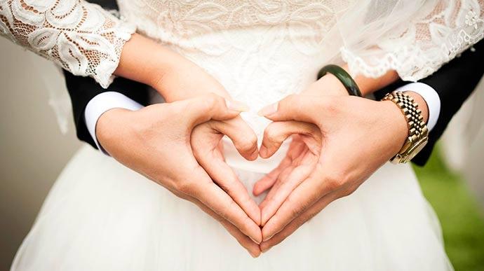 casamento coração - Os benefícios do casamento para a saúde do coração