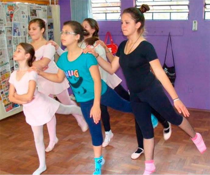 centro de vivencia redentora - Fundação Semear participa do 30° Dançando em Novo Hamburgo
