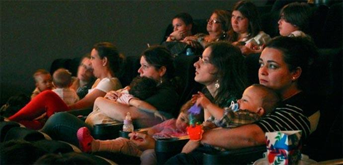cinematerna - CineMaterna terá ação especial no Shopping Iguatemi Porto Alegre