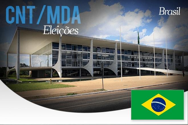 cnt mda brasil - Eleições 2018: Confira os resultados da 137ª Pesquisa CNT/MDA
