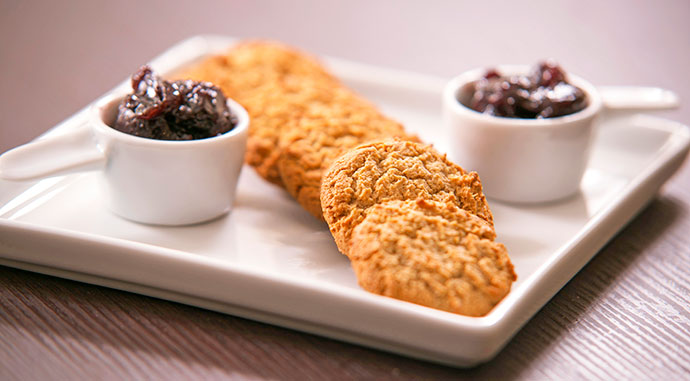 cookie aveia - Receita de cookie de aveia