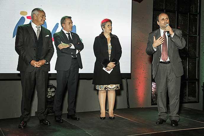 enit brasil - Agência Nacional de Turismo da Itália promove festa em Gramado