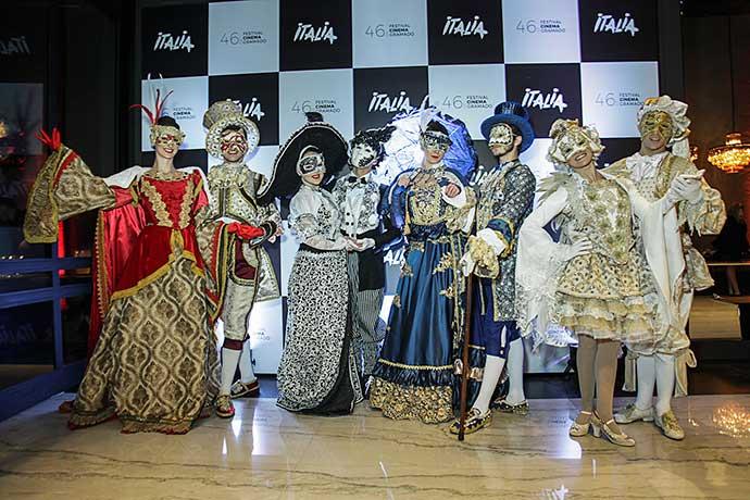 enit brasil1 - Agência Nacional de Turismo da Itália promove festa em Gramado