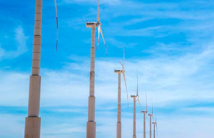 eolica - BNDES quer desembolsar R$ 15 bilhões para o setor de energia elétrica