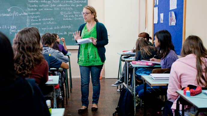 escolas rs - RS: eleições para diretores de escolas estaduais em novembro
