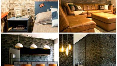 escolha revestimentos 390x220 - Revestimentos para ambientes escuros e elegantes