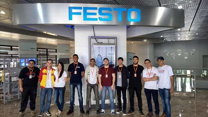 festo - Competição Festo de Mecatrônica inicia dia 24/09 em São Paulo