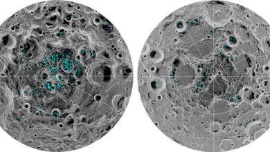 gelo na lua nasa 390x220 - Nasa identifica dois depósitos de gelo na Lua