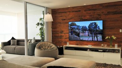 home theater4 390x220 - Home theater em quatro projetos