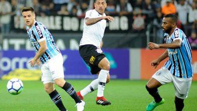 lg noticias fora de casa gra mio vence o corinthians 21783 390x220 - Grêmio vence o Corinthians pelo Brasileirão