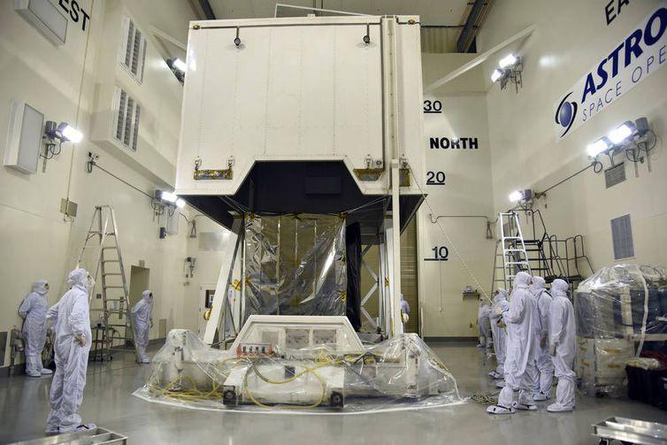 nasa - Nasa lançará satélite para medir as mudanças da massa polar na Terra