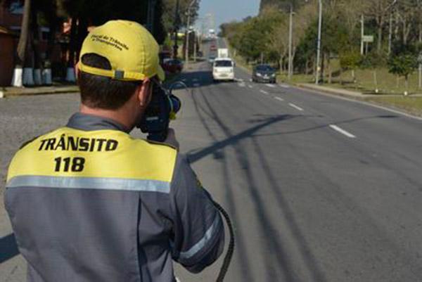 operação radar - Operação Radar em 11 pontos de Caxias do Sul