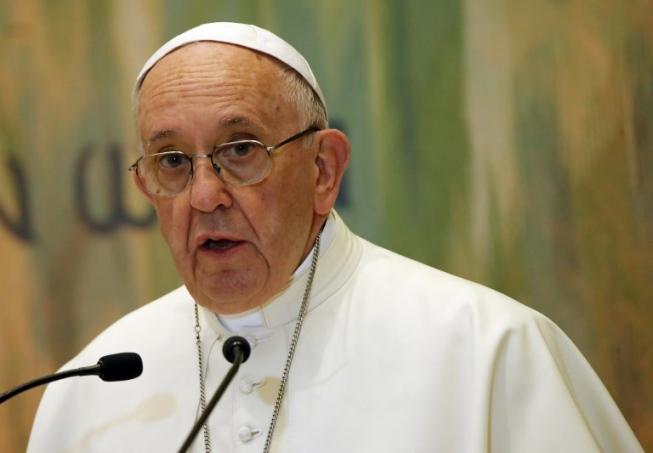 papa - Papa pede reflexão aos países europeus sobre imigrantes