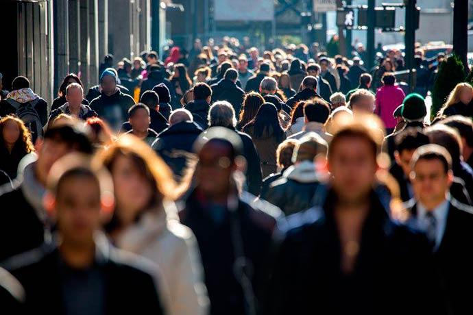 população - Brasil tem mais de 208,4 milhões de habitantes
