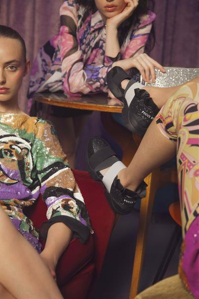 sneaker Pucci 2 - Emilio Pucci apresenta sneakers Pucci Night