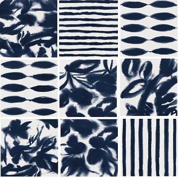 tye dye - Decortilesapresenta os azulejos Tie-Dye