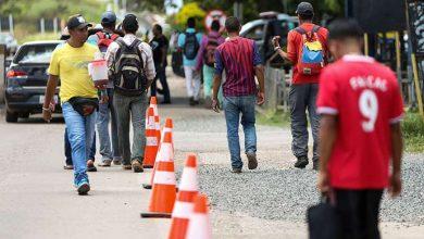 venezuelanos 390x220 - Brasil revoga participação no Pacto Global para Migração