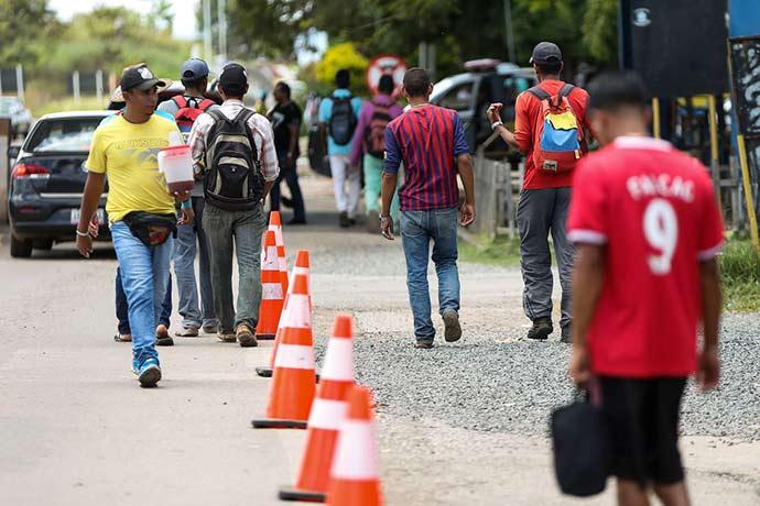 venezuelanos - OEA vai discutir crise migratória