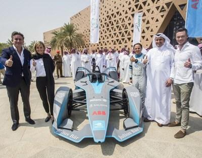 ABB FIA Fórmula E - Arábia Saudita lança novo processo de visto com evento de Fórmula E