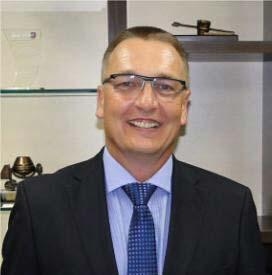André Luis Fauth - André Fauth é o novo CEO da Atlas Eletrodomésticos