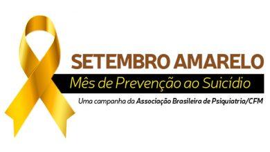 Associação Brasileira de Psiquiatria setembro amarelo 390x220 - Setembro amarelo: o diálogo salva vidas