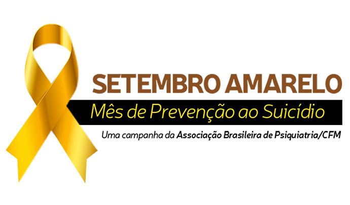 Associação Brasileira de Psiquiatria setembro amarelo - Setembro amarelo: o diálogo salva vidas